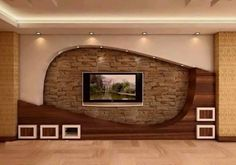 15 TV Wall Unit With LED Lighting That Look Like a Little Paradise - Top Inspirations