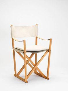 Folding Chair   1932  Mogens Koch