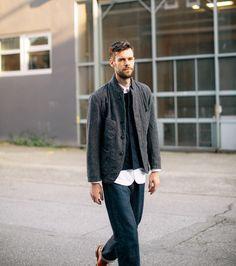 engineered garments bedford jacket - Google 検索