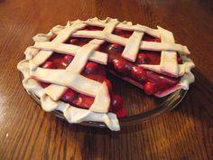 Fake 'n Bake: Cherry Pie ala Kathleen