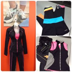 This just in!! Tons of #brandnew #tagson BeBe athletic wear. #platosclosetkitchener #bebe #athletic #divaonadime | www.platosclosetkitchener.com