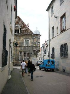 Centre ville -  Besançon