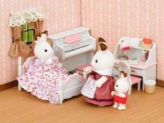 Sylvanian Families Official Website