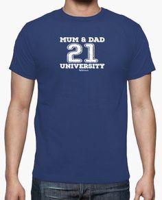 MUM & DAD 21 UNIVERSITY