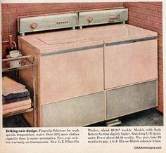washing machine sixties - Google zoeken