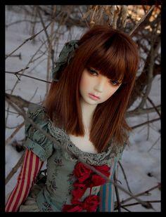Sasha | Sasha est une tête Supia Rosy sur un corps Aria doll… | Flickr - Photo Sharing!