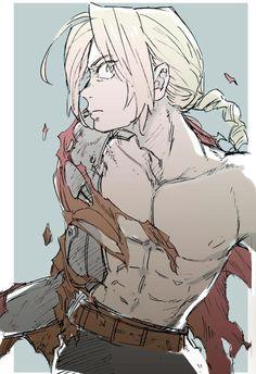 Ed by jururi   _Fullmetal Alchemist Brotherhood