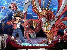 Bakugan Battle Brawlers anime wallpaper (click to view)