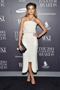Doutzen Kroes & More at WSJ Magazine's Innovator Of The Year Awards