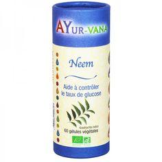 Neem en Gélules Bio & Vegan Ayur-Vana