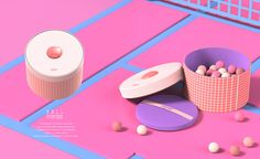 LINE TeNNIS on Behance