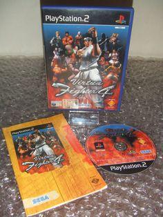 VIRTUA FIGHTER 4 - PS2 ps3 playstation - PAL ITA - Ottimo
