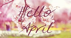 hello april - Tìm với Google