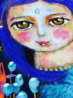A blog about art, watercolor painting, creativity, intuitive skills, spiritual arts, soul art, mixed media art, spirituality, artist life