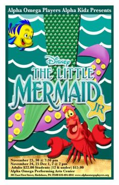 The Little Mermaid, Jr - Birdsboro 11/23-12/2