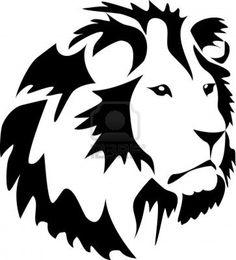 silhouette clip art lions - Bing Images                                                                                                                                                                                 More