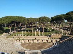 Ostia antica, passeggiare nella storia a due passi da Roma - Travel Blogger Italiane Dolores Park, History, Travel, Museums, Rome, Places, Art, Historia, Viajes