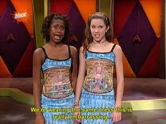 When you ended up wearing the same dress as someone else to the dance. Which happened way too often because everyone shopped the Delia's catalog. | The 25 Worst Things That Could Ever Happen To '90s Girls