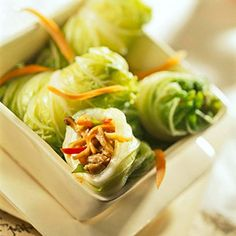 Stuffed Cabbage Rolls- These are made with a tomato sauce. I use Provolone and Mozzarella Cheese, and way more seasoning and sugar. Asian Recipes, Beef Recipes, Vegetarian Recipes, Cooking Recipes, Healthy Recipes, Vegetarian Cabbage, Vegetarian Times, Snacks Recipes, Easy Recipes