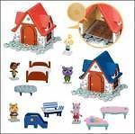 Animal Crossing New Leaf House Furniture Figure Collection 5 Set | eBay