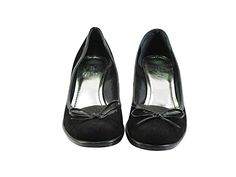 Style  Co Womens Platform Heels Size 75 US Black ** You can find out more details at the link of the image.(This is an Amazon affiliate link)