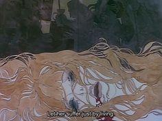 Old Anime, Manga Anime, Anime Art, Aesthetic Art, Aesthetic Anime, Belladonna Of Sadness, Character Art, Character Design, Pretty Art