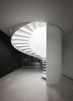architectural staircase
