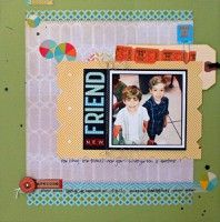 A Project by jennimoc from our Scrapbooking Gallery originally submitted 11/09/12 at 07:41 PM
