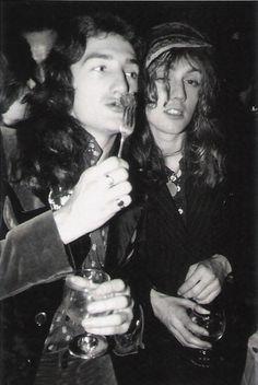 John Deacon & Roger Taylor (Queen)