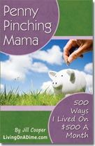 Penny Pinching Mama: 500 Ways I Lived On $500 A Month « Save Money And Get Out Of Debt - Living on a DimeSave Money And Get Out Of Debt – Living on a Dime