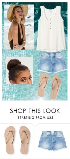 """""""Summer:)"""" by panna2622 on Polyvore featuring Aéropostale and Frame"""