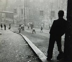 Bert Hardy Unemployment, Northern Ireland, 1955.