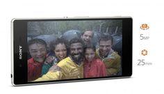 Sony-Xperia-Z3+-Front-Camera
