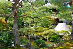 Ginkakuji Temple (Silver Temple) - Kyoto, Japan. See more: www.UnhookNow.blogspot.com