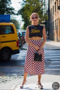 Annie Georgia Greenberg by STYLEDUMONDE Street Style Fashion Photography