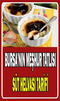 That is the pearl of Bursa and the primary of the desserts. How is milk halva made? Food Without Fire, Halva Recipe, Fast Food Items, Asian Beef, Cottage Pie, Fast Food Chains, Beef Recipes For Dinner, Mini Cheesecakes, Recipe Search