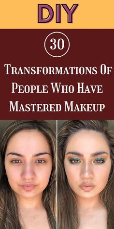 Some people have a natural knack for makeup. For others, it's a long learning experience that takes years to perfect. #30 #Transformations #MasteredMakeup Oscar Fish, Blue Jeep, Inside Plants, Bridal Heels, Perfume, Office 365, Helium Balloons, Crocodiles, Diy Carpet