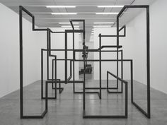 'Fit', South Galleries, White Cube Bermondsey, London - Antony Gormley - 30 September - 6 November 2016 - 120247