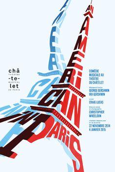 フィリップ・アベロワ:An American in Paris/ 2014