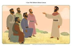 Find commentary and free, printable activities for teaching the Beatitudes for kids on Sunday School Zone.