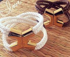 Diy Friendship Bracelets Patterns, Leather Jewelry, Bracelets For Men, Jewelry Art, Jewerly, Diy And Crafts, Womens Fashion, Handmade Chain Jewelry, Earrings Handmade