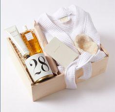 Simone LeBlanc Indulgence Spa gift box $500