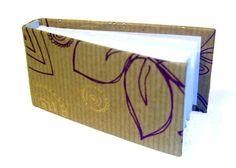 Handmade miniature novelty sketchbook  - The Sketchbook Artist  - Kim Jenkins