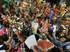 Happy Feast of Sto. Niño! #Phillippines #devotion