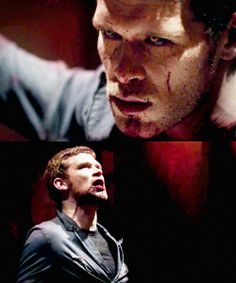 """Klaus Mikaelson, """"Your deaths will be spectacular"""""""