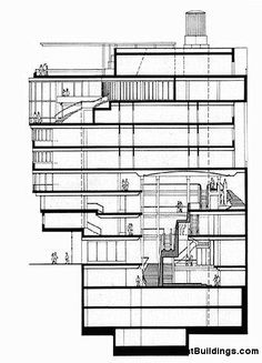 Architectural Drawing Building great buildings drawing - haas haus | dayane | pinterest | haus