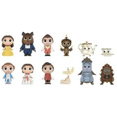 Rose NM-M Belle Funko Mystery Minis Beauty and the Beast