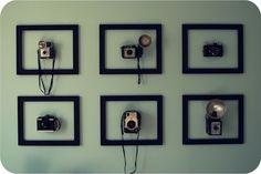 quadro de cameras