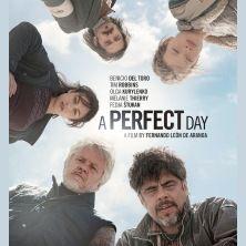 Il film racconta di un gruppo eterogeneo di operatori umanitari che si trova in una zona di guerra.