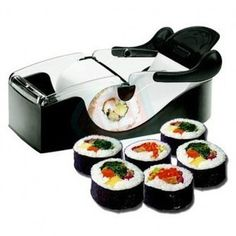 US Durable Sushi Roller Mat Spoon Chopsticks Maker Food Rolling Tool Kit Sst